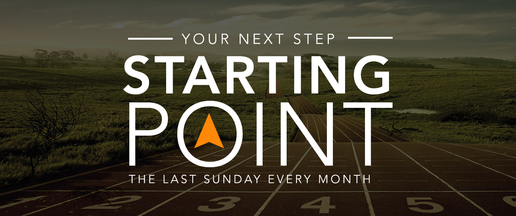Next Starting Point is Sunday, June 2nd